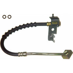 Brake Hydraulic Hose-4-Wheel ABS Front LeftFront Wagner BH140201 $22.19
