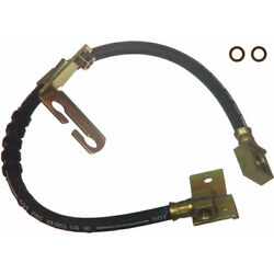 Brake Hydraulic Hose-4-Wheel ABS Front Left Wagner BH132424 $20.81