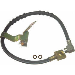 Brake Hydraulic Hose-4-Wheel ABS Front Left Wagner BH126774 $23.28