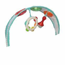 Fisher Price Kick #x27;n Play Musical Bouncer for Babies Replacement Toybar $32.99