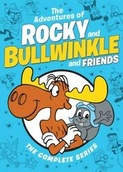 The Adventures of Rocky and Bullwinkle and Friends: The Complete Serie $40.28