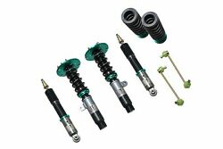 MEGAN RACING EURO II ADJUSTABLE COILOVERS FOR BMW F80 F82 M3 M4 15-18 5 BOLT HAT