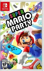 Super Mario Party for Nintendo Switch New Video Game $57.10