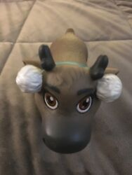 Disney Frozen Sven Figure with Ear Muffs
