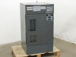 Atlas Copco SF4 Air Compressor and Dryer - SEIZED Compressor - As Is  For Parts