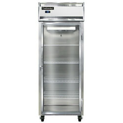 Continental Refrigerator 1FE-SA-GD Extra-Wide Reach-In Freezer with Glass Door