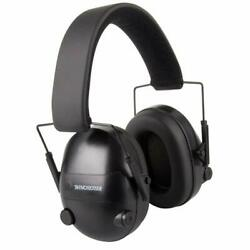 NEW Winchester Electronic Earmuffs 25dB Noise Reduction 99779