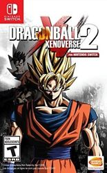 Dragon Ball Xenoverse 2 for Nintendo Switch New Video Game $29.68