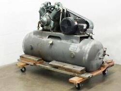 Brunner Eng. 1051 Air Compressor with Dayton SM299 Motor