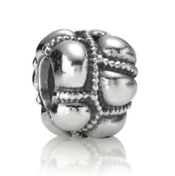 PANDORA LIFE JOURNEY PATH CHARM 925 STERLING SILVER #790401 RETIRED