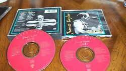 Live by James Taylor Soft POP Rock CD 1993 2 Discs Columbia USED 70S NICE