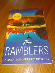 The Ramblers by Aidan Donnelley Rowley (2016 Paperback) UCP 1st1st #at