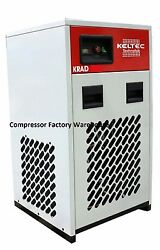 New 80 CFM KRAD 80 Non-Cycling Refrigerated Compressed Air Dryer with filters