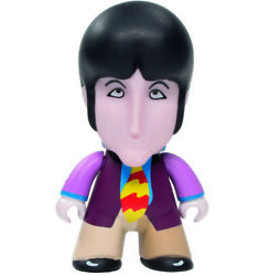 Beatles TITANS: 4.5 Yellow Submarine Paul [New Toys] Vinyl Figure Collectible