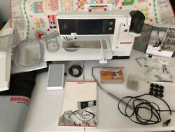 Bernina 830 SewingQuiltingEmbroidery Machine with BSR - 115 HRS