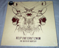 Help She Can't Swim - The Death of Nightlife NEW Ltd Edition Vinyl LP