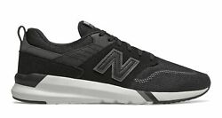 New Balance Men's 009 Shoes Black With Grey