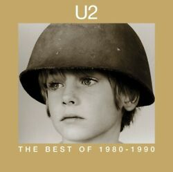 The Best of 1980-1990 by U2. Cd9
