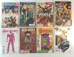 Marvel 50+ Comic Lot - Avengers -  AXIS - Nick Fury - Scarlet Witch - DISNEY MCU $29.95