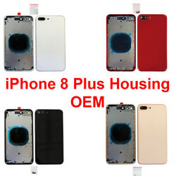 New Replacement Back Housing Frame Battery Door Cover Fits Apple iPhone 8 Plus $23.89