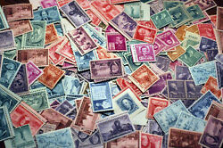 50 to 120 YEAR OLD Mint USA Postage Lot Collection of Stamps and