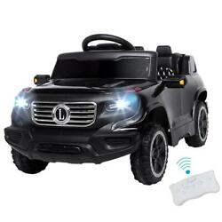 Safety Kids Ride on Car Toys Battery Power 4 Wheels Music Light Remote Control $109.89