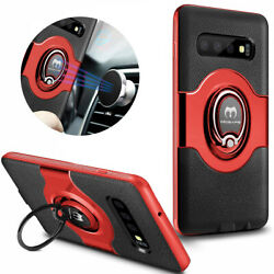 Shockproof Kickstand Magnetic Case for Samsung Galaxy S10 S9 S8 Plus Note 9 8