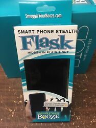 Smart Phone Stealth Flask -3.5 oz- FREE Shipping