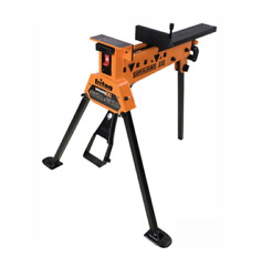 Super Jaw Portable Work Holder Stable Stand Alone Reversible Sliding Clamping