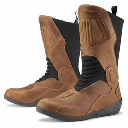 1000 Joker WP Boots Icon 12 Brown3403-0966