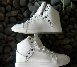 Men#x27;s Retro Champion High Top Sneakers $35.00