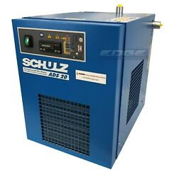 SCHULZ 20 CFM REFRIGERATED COMPRESSED AIR DRYER 115V FOR 5HP COMPRESSORS MAX $783.90