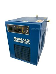 SCHULZ 35 CFM REFRIGERATED COMPRESSED AIR DRYER 7.5HP & 10HP COMPRESSORS 115V $804.95