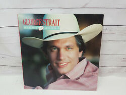 George Strait Right Or Wrong Vinyl LP Record