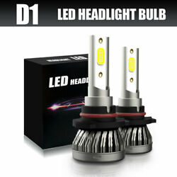 COB LED Headlight 9006 HB4 6500K High Beam Fog Light Bulbs 36W White Light Lamps