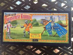 Britains Figures Tournament Knights Set 08762 in Box