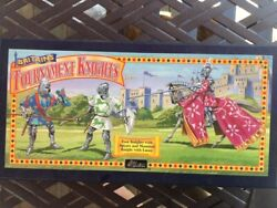 Britains Figures Tournament Knights Set 08763 in Box