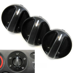 3Pcs AC Heater Temperature Fan Speed Control Fit for Toyota Tundra 559050C010