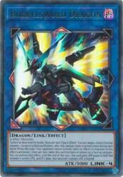 *** BORRELSWORD DRAGON *** ULTRA RARE (PRE-SALE) MP19 YUGIOH!