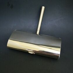 Vintage Chrome Table Silent Butler Sweeper Mid Century Modern MCM France