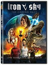 Iron Sky: The Coming Race New DVD Ac 3 Dolby Digital Dolby Widescr $15.35