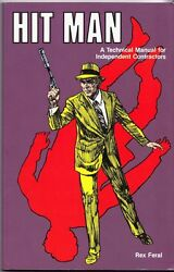 Hitman Hit Man BOOK by Rex Feral BRAND NEW binding never opened. BEST VALUE!!