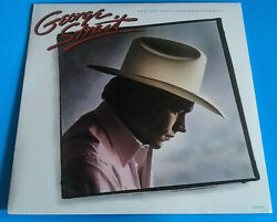 George Strait Does Fort Worth Ever Cross Your Mind Vinyl LP MCA Records VG+EX