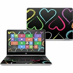 "Mightyskins Backpacks Skin Compatible With Hp Pavilion X360 14"" (2017) - And"