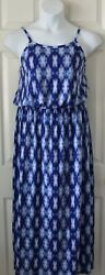 Ladies FADED GLORY maxi dress size 1X. $7.49