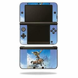 MightySkins Skin Compatible with Nintendo 3DS XL Original (2012-2014) - Headless