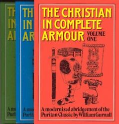 Christian in Complete Armour Hardcover by Gurnall William Like New Used F...