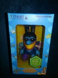 SDCC 2019 Beatles Blue Meanie Glow-in-the-Dark 3-Inch Titan Vinyl Figure