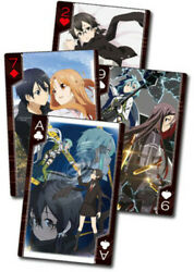 Sword Art Online 2 - Group Playing Cards Games (Misc)