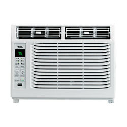 TCL 6000 BTU 3-Speed Window Air Conditioner w  250 Sq. Ft. Room Coverage $249.99